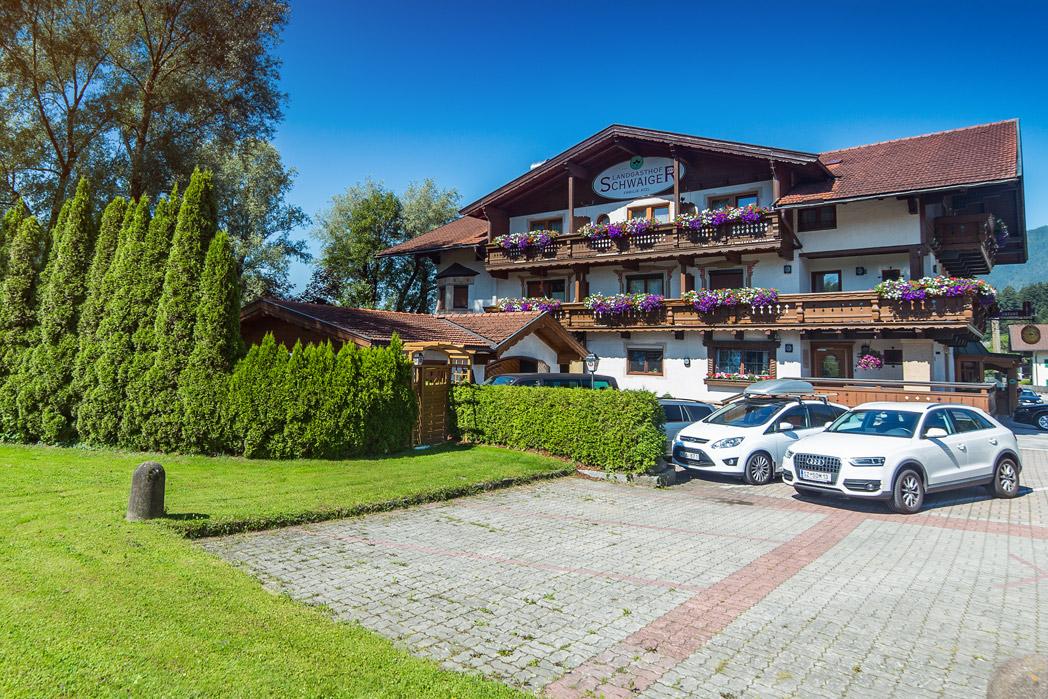 Landgasthof Schwaiger Breitenbach Tirol