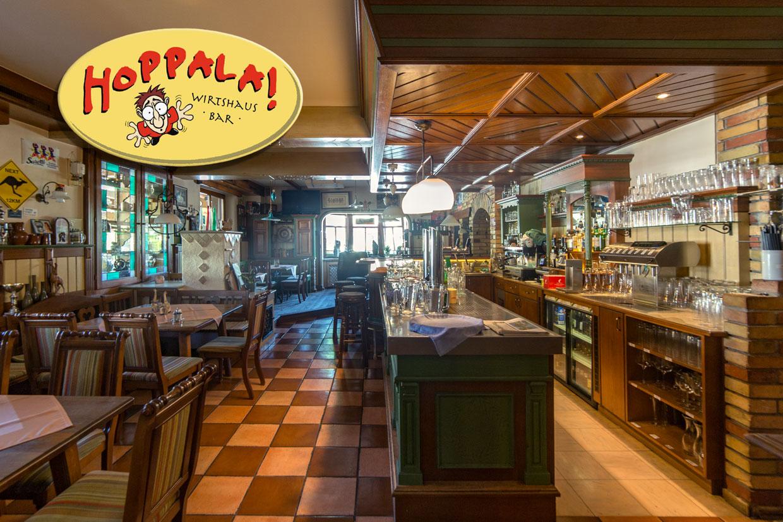 Landgasthof Schwaiger Breitenbach - Bar Hoppala