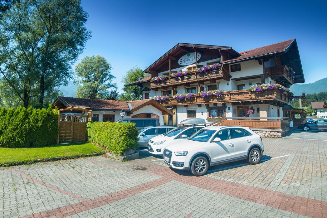 Landgasthof Schwaiger Breitenbach Tirol - Kontakt