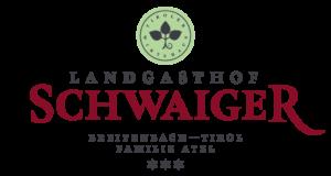 Landgasthof Schwaiger Breitenbach Tirol - Logo